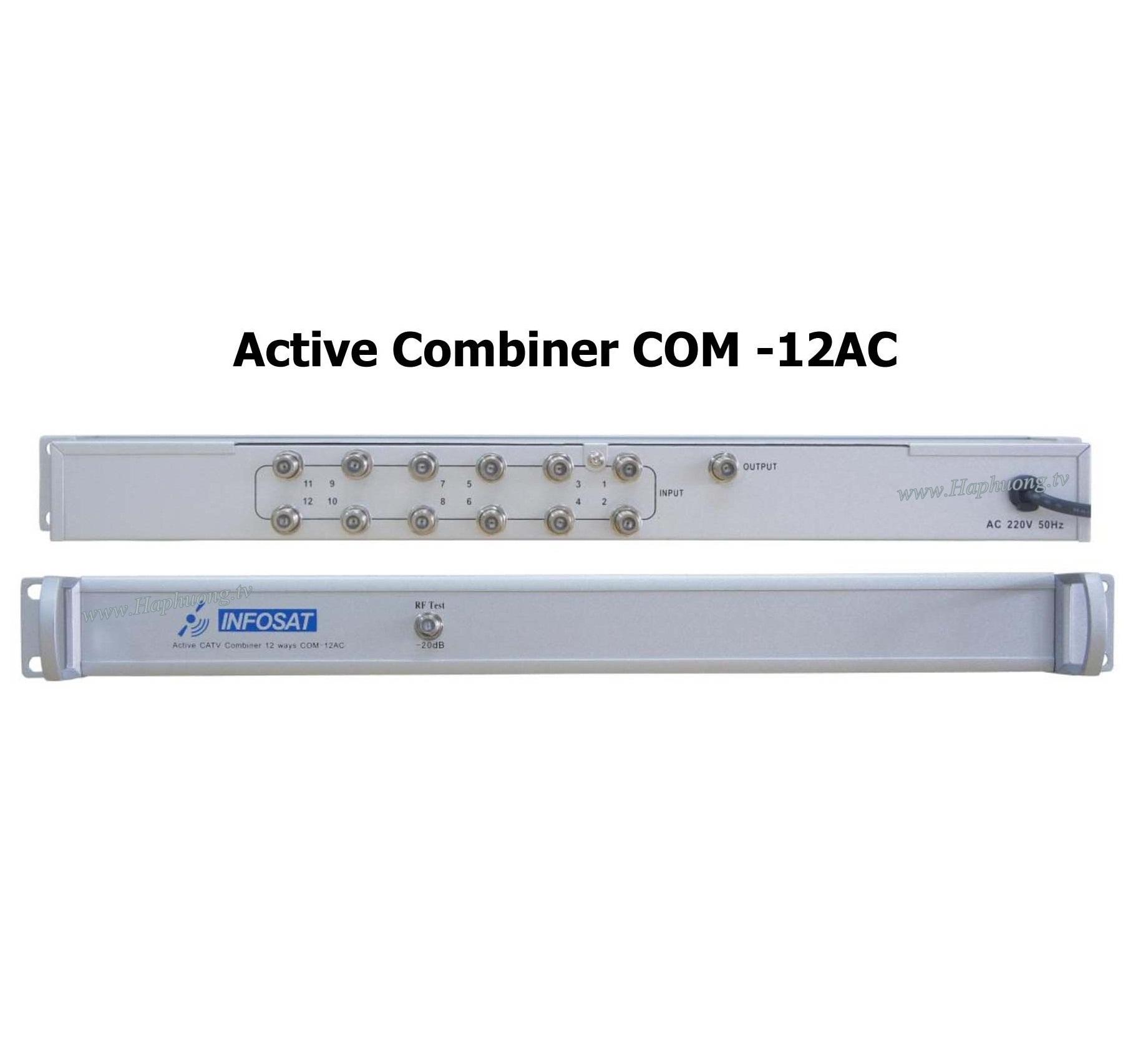 Trộn tín hiệu Infosat COM-12AC