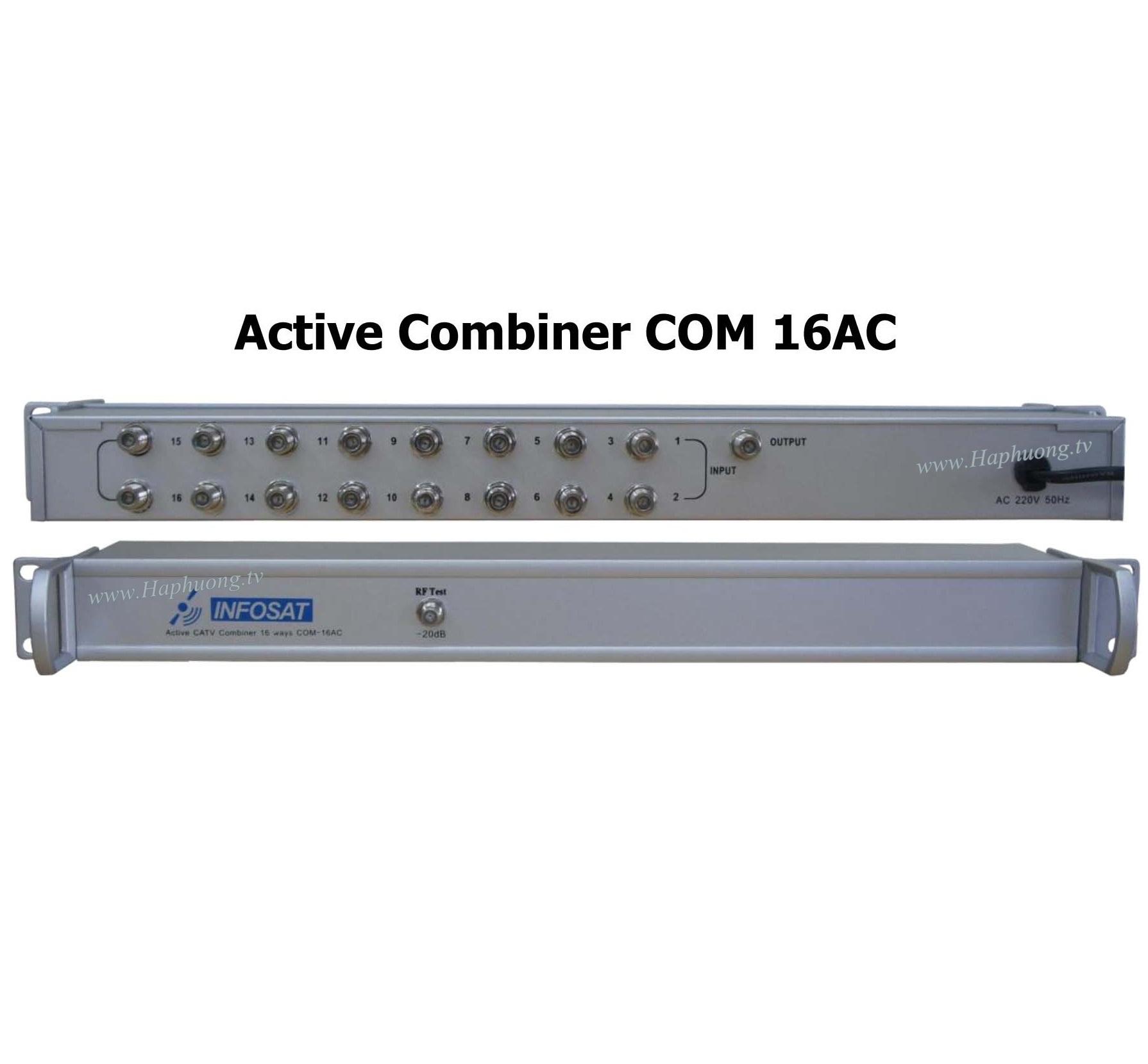 Trộn tín hiệu Infosat COM-16AC