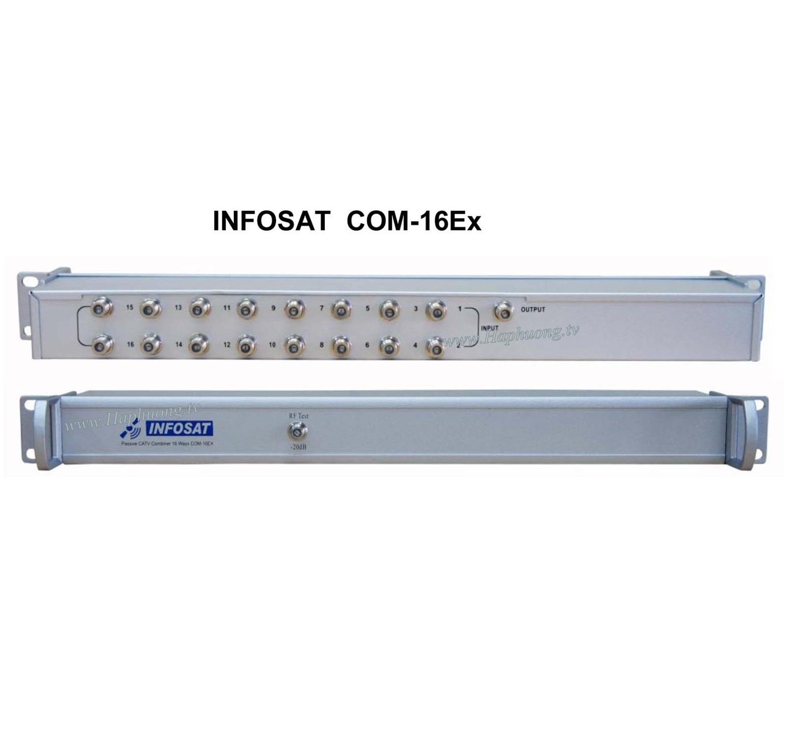 Trộn tín hiệu Infosat COM-16EX