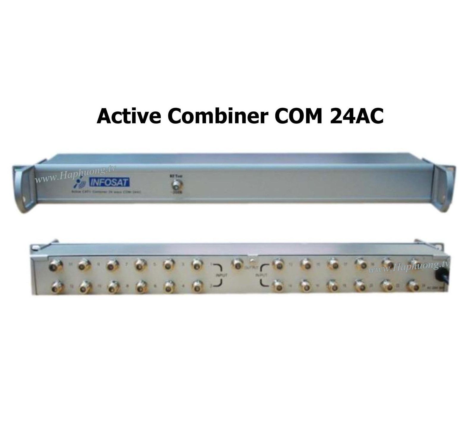 Trộn tín hiệu Infosat COM-24AC