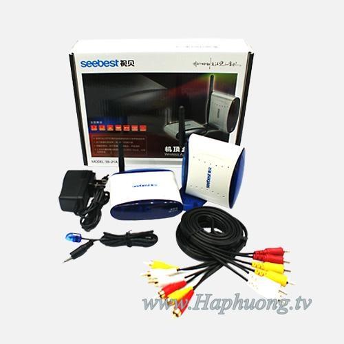 Truyền TH Video không dây Seebest SB21A